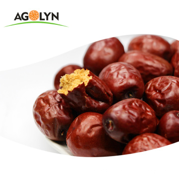 AGOLYN Chinese organic Low temperature vacuum frying Sweet Dried dates
