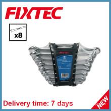 Fixtec Handwerkzeuge 8PCS Kohlenstoffstahl Maulschlüssel Set