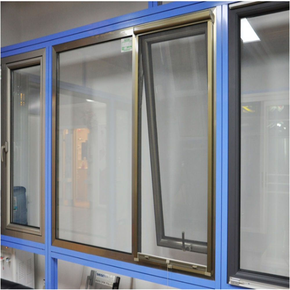 awning window with Invisible Screen