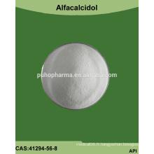 Poudre d'Alfacalcidol à haute pureté (41294-56-8)