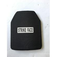 Plaque anti-balles NIJ III STAND ALONE PE + SIC
