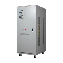 Factory 3 Phase SVC 60KVA Power Automatic AC Voltage Regulator Stabilizers AVR