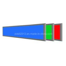 Luz plana del panel del techo del RGB LED de Dimmable RGB 1200 * 300 5050 SMD