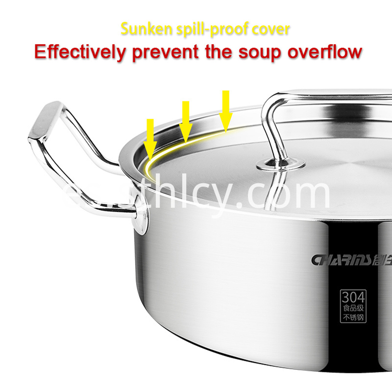 Large Container Cooking