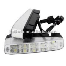 5W levou luzes diurnas carro diurno executando iluminação
