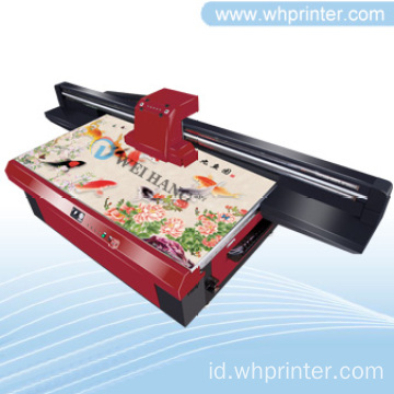 Digital Flatbed Printer UV untuk tombol