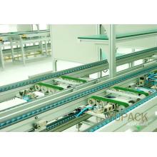 Yupack Free Flow Chain Conveyor