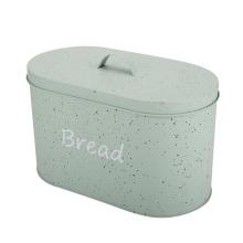 Heathly Kitchenware Bread Box Blue