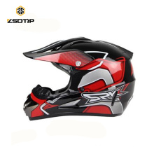 Capacete de moto de motocross exclusivo Capacetes de moto legal