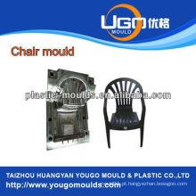 Molde de cadeira de plástico em alumínio para pernas e moldura de cadeira de jardim e molde para cadeira de professina