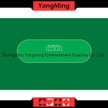 Texas Hold'em Poker Table Layout-7 (YM-DZ03G)