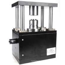 Hydraulic Coin Cell Crimping Machine GN-CCM20  with Free 100sets CR2016/CR2025/CR2032 coin cases for Coin Cell Lab Research