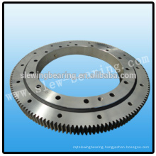 Rotary bearing gear