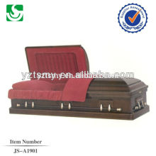 Chinese Classical wooden cinerary casket