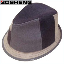 Original Unisex Structured Wool Fedora Felt Hat