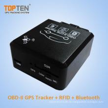 OBD-Auto-GPS-Verfolger mit RFID identifizieren Fahrer Identifikation, drahtlosen Wegfahrsperre-Endmotor Tk228-Ez