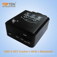 OBD-II Plugue-N-Track GPS Tracker Car com Ios Android APP Tk228-Ez