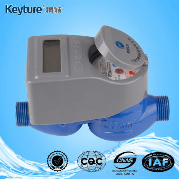 Nuevo IC Card Water Meter Iron