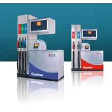 Gas filling station fuel dispenser pump