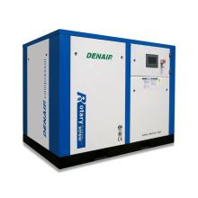 low pressure type screw air compressor with big air capacity