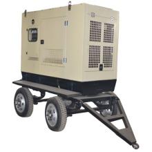 Generador insonorizado del remolque 37KVA