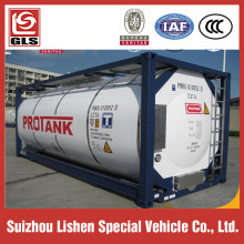 Isolation de 20ft, 40ft Iso conteneurs citernes pour le Transport de GPL carburant