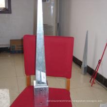 Post metal pole anchors & post anchor