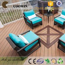 European market timber outdoor veneer decking