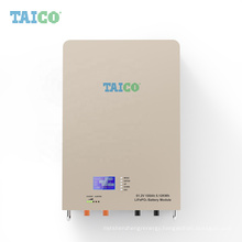 Deep Cycle 7KWH Rechargeable Storage Batteries 48V 100AH Powerwall Lithium Battery