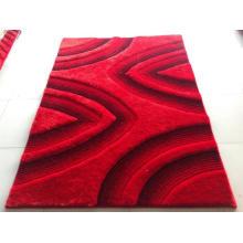 Épaissé 5D Stretch Silk Carpet Rug Apartment Decoretion