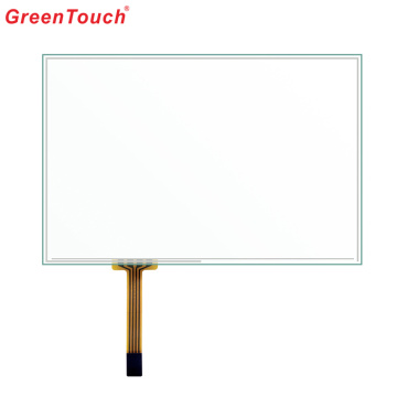 7 Zoll 4-Draht-resistives Touchscreen-Panel