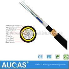 China Lieferant Outdoor ADSS 12 ~ 144 Kern Faseroptik ADSS Kabel Preis