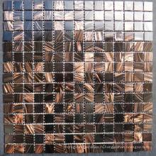 Black Color Goldstar Mosaic