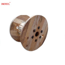 Big Pine Wood Wire Cable Spool