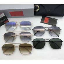 Поляризованные солнцезащитные очки для мужчин с красочными линзами