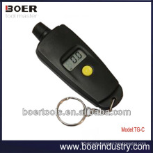Digital Tire Pressure Gauge with keyring
