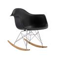 Wholesale moderne confortable relax chaise berçante loisirs salon bascule