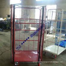 1100X800X1700mm Three Sides Roll Container