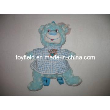 Mochila Plush Stuffed Animal Toy Plush Bag