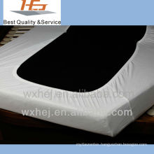 high quality 100% cotton hotel box spring mattress cover