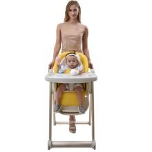 Trona convertible para bebé para comer y comer
