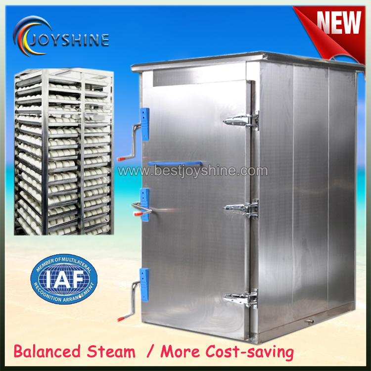 High-output Single-door 36 Trays Electric Steam Four