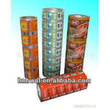 Heat Seal Aluminium Foil Plastic Films