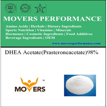 Acétate de DHEA stéroïde (acétate de prostétonate) 98%