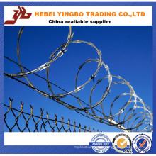 450mm/730mm/980mm Razor Barbed Wire/Galvanized Razor Barbed Wire