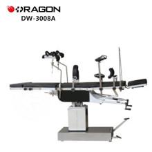 DW-3008A Table d'opération d'ophtalmologie hydraulique manuelle