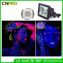 Parte e iluminación láser LED Lámpara de inundación UV 10W 20W reflector