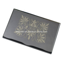 OEM Logo Imprimir Business Card Holder, titular do cartão personalizado
