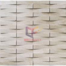 Irregular Travertine Mosaic Tile (CFS890)