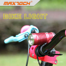 Maxtoch caballero Cree XML U2 negro o rojo Color antorcha LED bicicleta